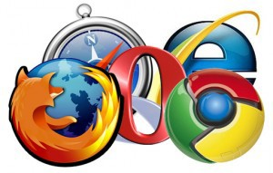 browsers icons